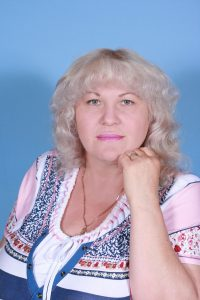 Елисеева Людмила Николаевна